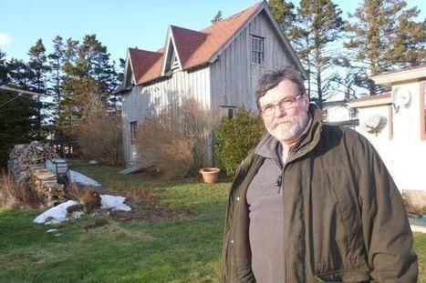 Nova Scotia descendants use beams from old Freeport barn in new construction | Nova Scotia Construction News | Scoop.it