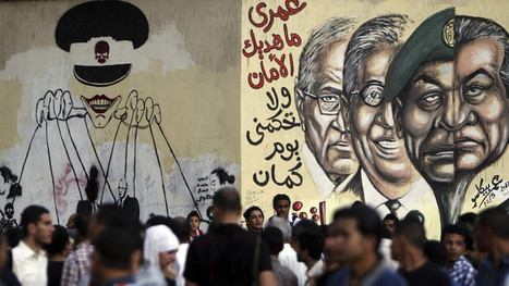 Les principaux acteurs de la Révolution du 25 janvier 2011 : Où sont-ils maintenant? | Égypt-actus | Scoop.it