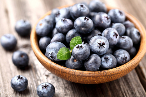 7 Health Benefits of Blueberries - DrAxe.com | Health & Fitness | Scoop.it