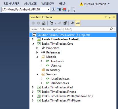 Visual Studio : développer pour iOS et Android avec Xamarin | Pratiques IT | Scoop.it