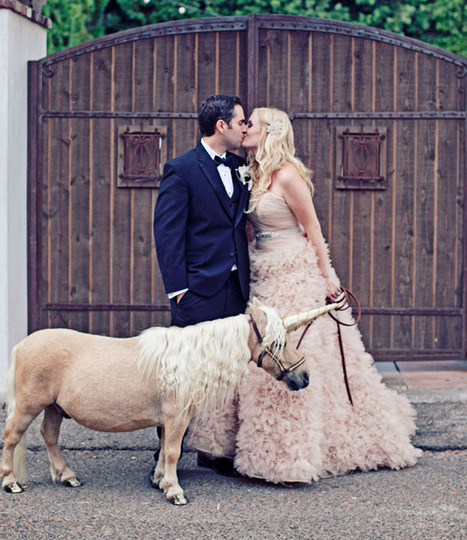 Fairytale Garden Wedding: Jacqueline + Kyle - Green Wedding Shoes | Weddings | Scoop.it