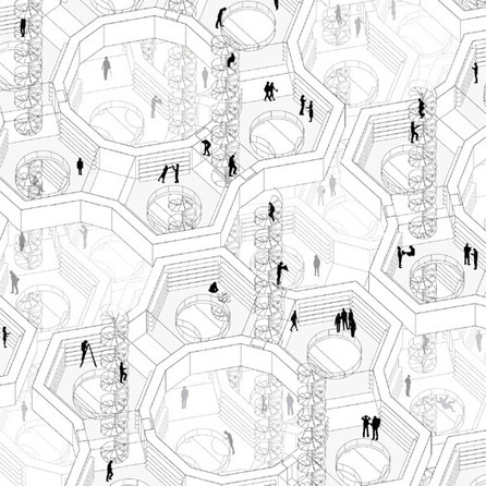Fairy Tale Architecture: The Library of Babel: Places: Design Observer | The Nomad | Scoop.it