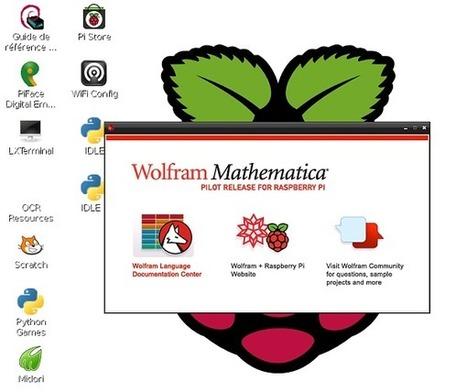 Mathematica disponible gratuitement sur Raspberry Pi | La Domotique et le Net | Scoop.it