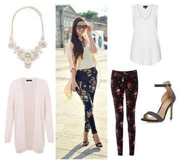 Floral Print Clothing Set For Women   Women Fashion Clothing   Set That   Scoop.it