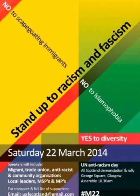 Rasisminvastainen päivä 21.3. | POLKKA-UUTISET | Scoop.it