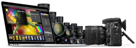 Ottimizzare le prestazioni degli obiettivi: on-camera o su RAW/NEF in Nikon Capture NX-D | Fotografia news | Scoop.it