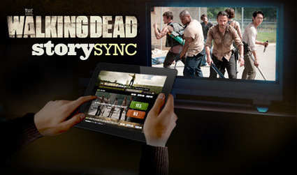 Story Sync, Social Television and the Evolution of the 2nd Screen - short/sweet | Experiential innovations | Scoop.it