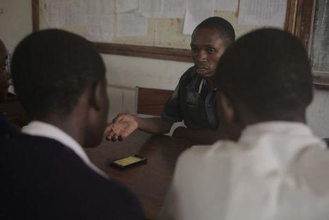 En Tanzanie, on apprend les maths avec un téléphone portable | Mathématiques pour les profs | Scoop.it