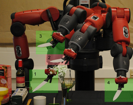 Attention, Kmart shoppers: there's a robot checker open in aisle six | Breakthrough Innovation | Scoop.it
