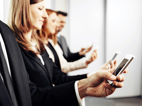 Les meilleures pratiques pour gérer la #Sécurité des #Smartphones et #Tablettes d'#Entreprise | #Security #InfoSec #CyberSecurity #Sécurité #CyberSécurité #CyberDefence & #DevOps #DevSecOps | Scoop.it