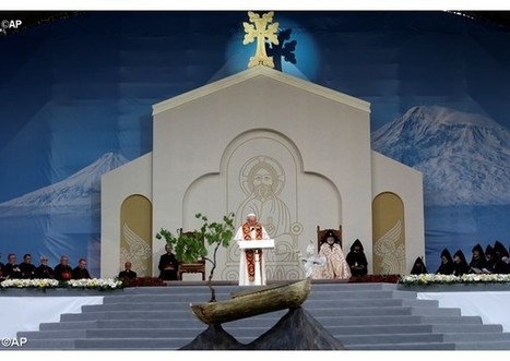 Príhovor Svätého Otca pri ekumenickej modlitbe za pokoj v Jerevane | Správy Výveska | Scoop.it