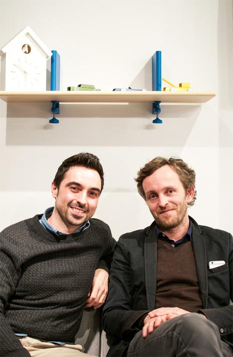 Happy Interior Blog: Speaking With Designer Erwan Bouroullec   Interior Design & Decoration   Scoop.it