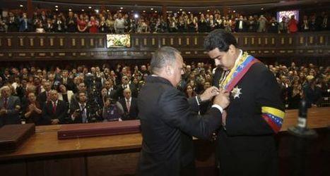 """Maduro jura como """"presidente encargado"""" de Venezuela   Las Elecciones en Venezuela 2012   Scoop.it"""