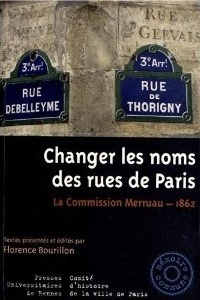 Le changement des noms de rues du Grand Paris haussmannien | cybergeo | Nos Racines | Scoop.it