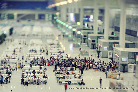 My DIY Tilt-Shift Photography With A Broken Lens | ART  | Conceptual Photography & Fine Art | Scoop.it