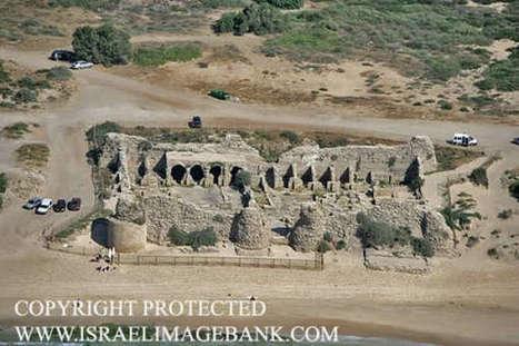 Los arqueólogos excavan la importante fortificación filistea de Ashdod-Yam en Israel | archaeological findings | Scoop.it
