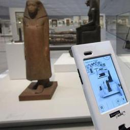 Le Musée Louvre Lens propose un guide multimédia mobile avec immersion 3D et bientôt une appli Android et iOS   Ecriture mmim   Scoop.it