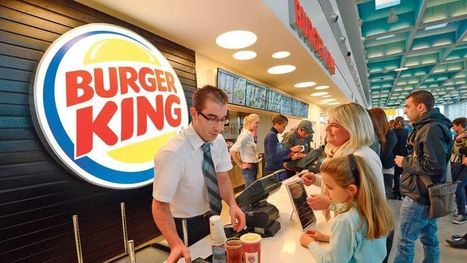 Facebook : Commandez votre Burger King sur Messenger | RelationClients | Scoop.it