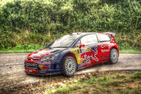 WRC Cars in HDR Photography | Best Bookmarks | Everything Photographic | Scoop.it