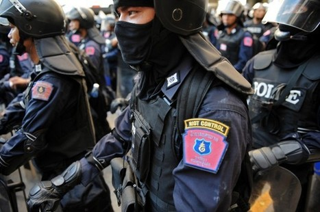 English: The International Language of Police Power — BagNews   English as an international lingua franca in education   Scoop.it