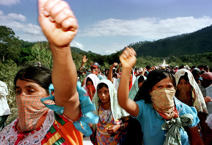 Chiapas cries out: the sound of Zapatista silence | Reflections on a Revolution ROAR | América-Latina | Scoop.it