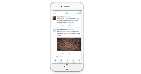 Avec « First View », Twitter affiche d'abord la publicité - Business | CommunityManagementActus | Scoop.it