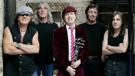 AC/DC to launch 'Platinum' wine | Autour du vin | Scoop.it