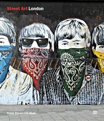 STREET ART London by Frank Malt - The Everyday Man   I Love Street Art   Scoop.it