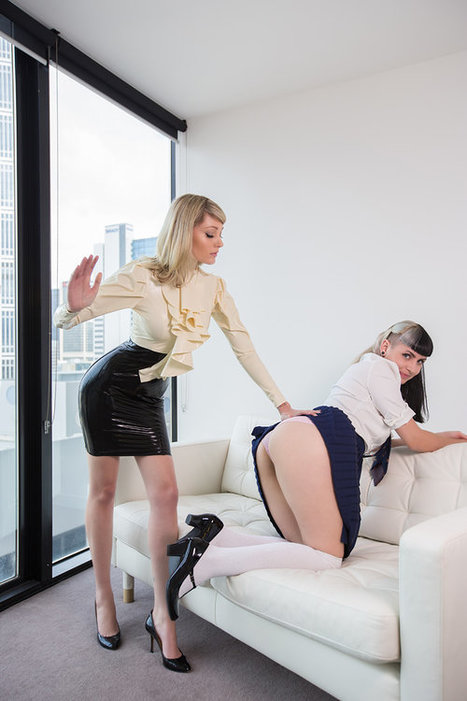 Lush Latex Spanking in Australia | Styles of Sophisticated Femdom | Scoop.it