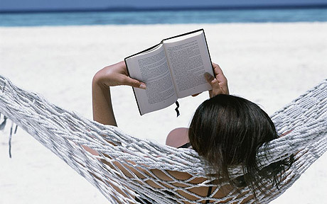 Reading 'can help reduce stress'  - Telegraph | Reading Matters | Scoop.it