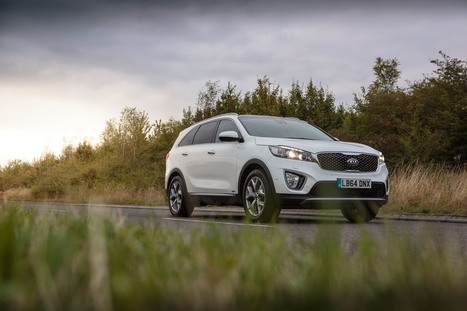 2016 Kia Sorento CRDI KX-4 Gallery | Motor Verso Car News | Scoop.it