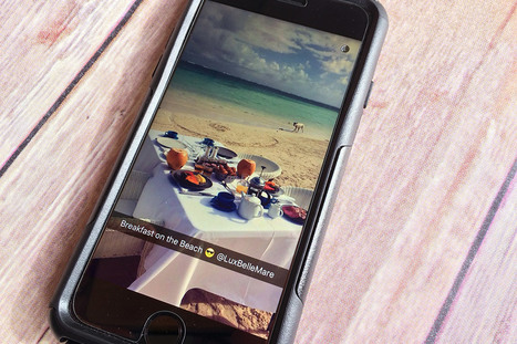 Travel Brands Are Missing Out on Snapchat Right Now | Tourism Social Media | Scoop.it