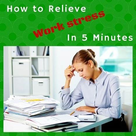 Sniff Your Work Stress Away in 5 Minutes — Medium | Back Pain Natural Treatments | Scoop.it