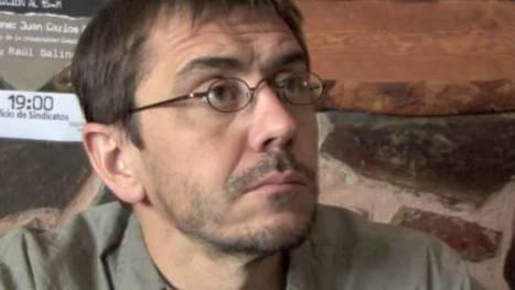 Monedero critica con amargura la estrategia política de Podemos | Legendo | Scoop.it