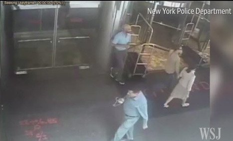 Video Shows Mistaken Arrest of James Blake | People Transform Organizations | Scoop.it