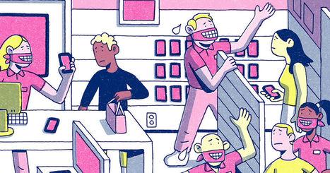 What Makes People Feel Upbeat at Work - The New Yorker | Gelukswetenschap | Scoop.it