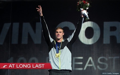 Kevin Cordes Spent 4 Years Studying Sport Of Swimming, Moved Across World To Make First Olympic Team | Competitive swimming | Scoop.it