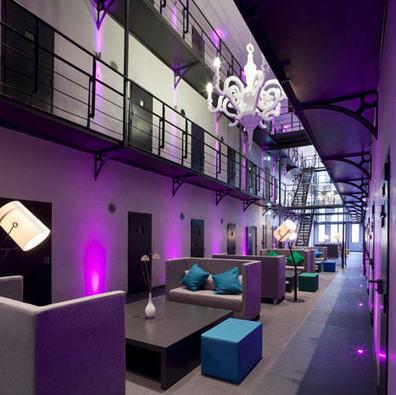 Une prison transformée en hôtel! - CôtéMaison.fr | Déco Design | Scoop.it