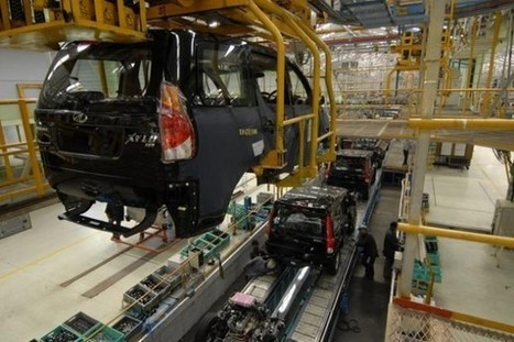 Mahindra to shut production for several days in July | Mahindra cars unofficial news site | Mahindra Cars India | Scoop.it