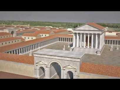 Córdoba Romana: Los Orígenes de Córdoba | Arqueología romana en Hispania | Scoop.it