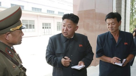 Wo ist Kim? In Nordkorea stimmt was nicht | North Korean Bits 'n Pieces | Scoop.it
