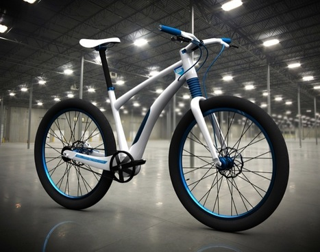 Practical-Looking Concept Electric Bike Actually Exists | Art, Design & Technology | Scoop.it
