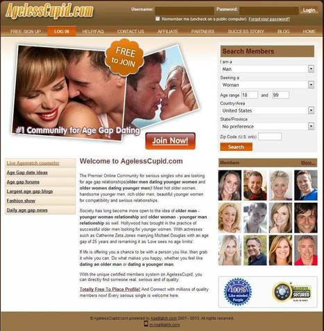 The #1 Dating Site for Younger Women Looking For Older Men | Younger women looking for older men | Scoop.it