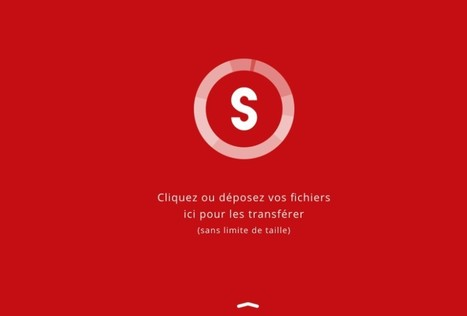 Smash. Service d'envoi de fichiers nouvelle génération - Les Outils Collaboratifs | TICE au Maroc | Scoop.it