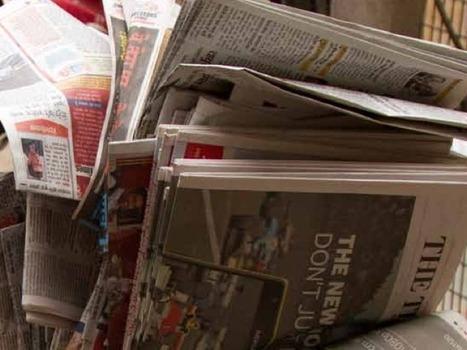 A voir: 20' du documentaire d'Arte «Vers un monde sans papier» - Rue89 | Les médias face à leur destin | Scoop.it