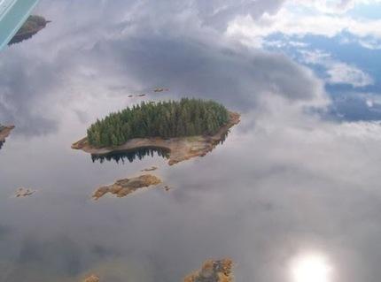 L'Île flottante - Alaska | The Blog's Revue by OlivierSC | Scoop.it