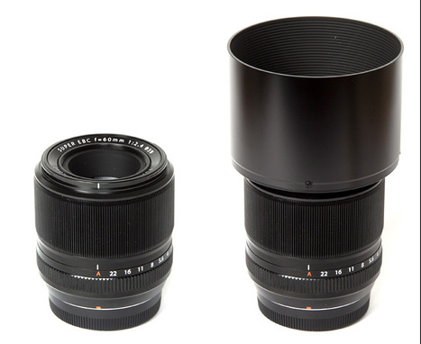 Photozone Lens Review: Fujinon XF 60mm f/2.4 R macro (Fuji X-Pro1) | Geeks | Scoop.it