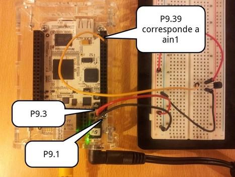 Midiendo temperatura con Beaglebone | InternetdelasCosas | Scoop.it
