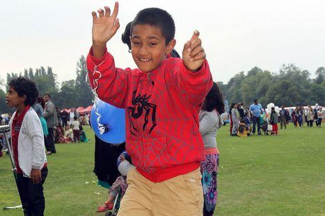 Eid Mela 2013: Thousands enjoy celebrations in Cannon Hill Park - Birmingham Mail   Ummah Global Relief   Scoop.it