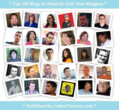 Top 100 Blogs to Read for First Time Bloggers | Free & Premium WordPress Themes | Scoop.it
